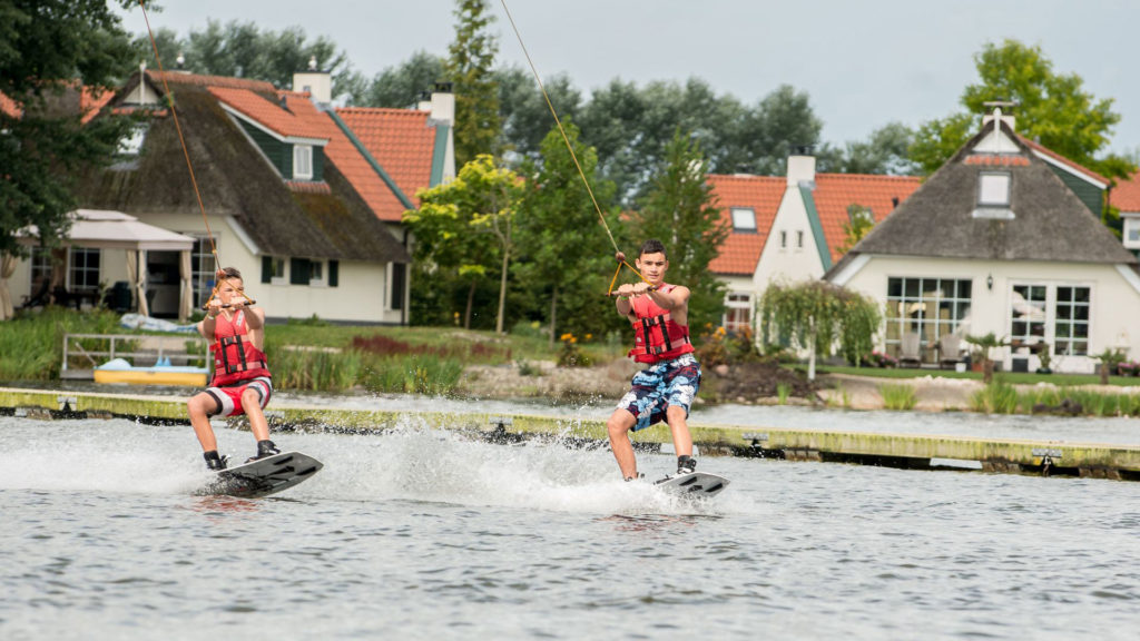 Waterskiën en wakeboarden