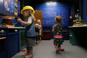Kinderfeestje voor meiden bij Mattel Play!