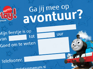 Thomas de Stoomlocomotief™